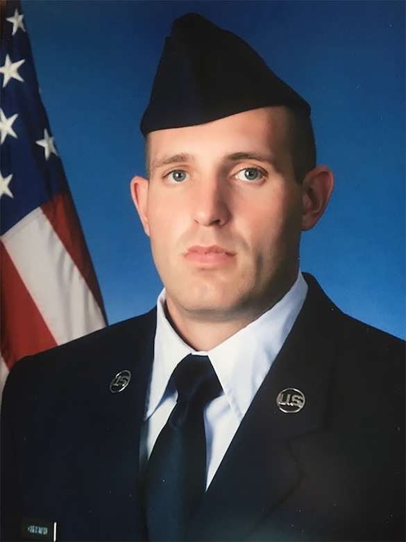 Senior Airman Cody Chrisman passed away July 14 following a motor vehicle accident. Chrisman was assigned to the 412th Operations Support Squadron and served as an Aircrew Flight Equipment Journeyman. (U.S. Air Force file photo)