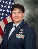Lt. Col. Gia M. Wilson-Mackey is the commander of the 349th Mission Support Group, one of four groups assigned to the 349th Air Mobility Wing, Air Force Reserve Command, Travis Air Force Base, California. As the group commander, she provides leadership and management oversight to seven subordinate squadrons with nearly 950 personnel in support of the 349th Air Mobility Wing's mission to provide airlift forces for Air Mobility Command's global flying mission.