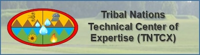 Tribal Nations Technical Center of Expertise button