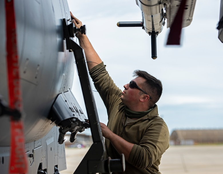 48th Fighter Wing daily operations