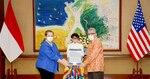 -  U.S. Provides Ventilators to Indonesia to Battle COVID-19.
