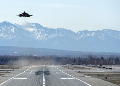 3rd Wing Airmen continue to set new records