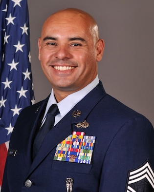 Chief Master Sgt. Anthony Chacon