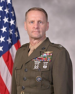 Official Photo of Deputy Chief of Staff