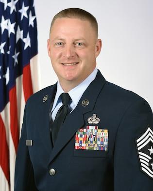 Chief Master Sgt. Christopher M. Gradel bio photo