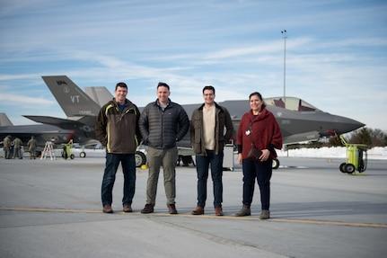 (U.S. Air National Guard photo by Master Sgt. Michael Davis)