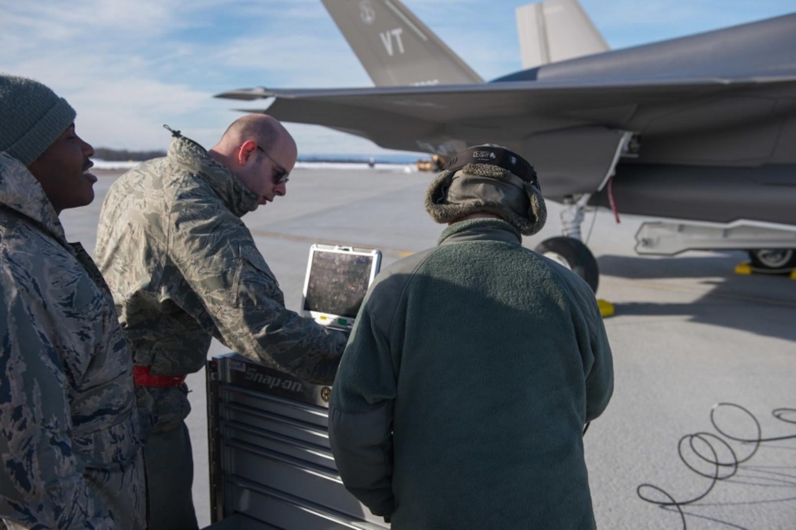 (U.S. Air National Guard photo by Ms. Julie M. Schae)
