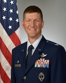 """Col. John """"P.Y."""" Thien, 721st Operations Group commander, Peterson AFB, Colo."""