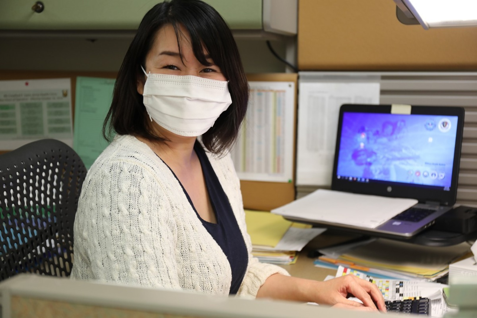 Camp Zama Medical Translator Pays It Forward, Assists English-speaking Patients in Japan