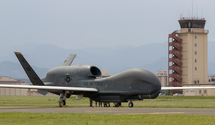 Global Hawks Return to Yokota to Provide Continuous Support to Joint Partners, Allies