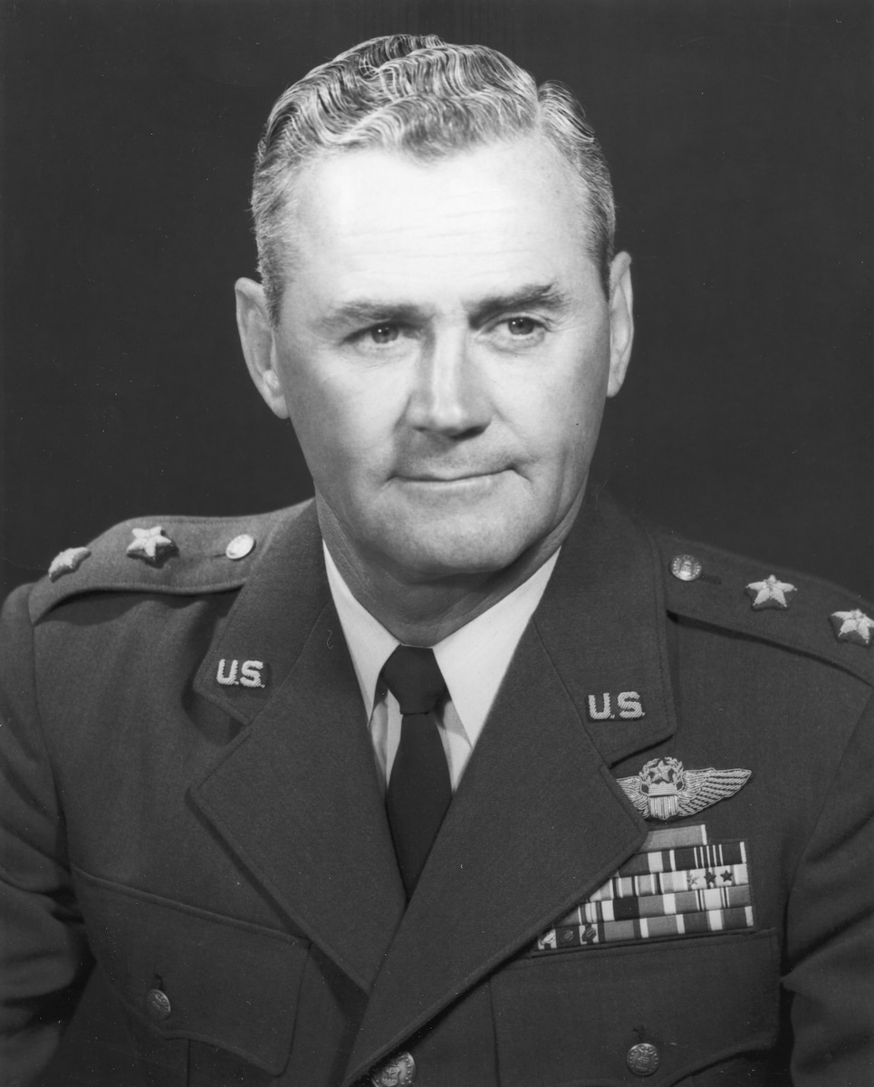 Maj. Gen. William J. Bell official photo