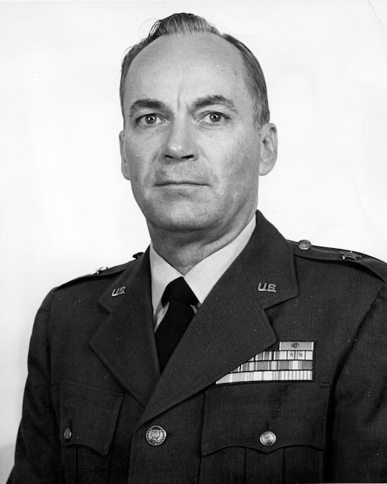 Brig Gen Bertrand E. Johnson