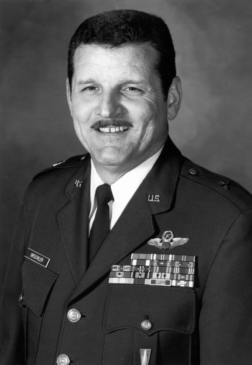 Brig Gen Regis R. A. Urschler