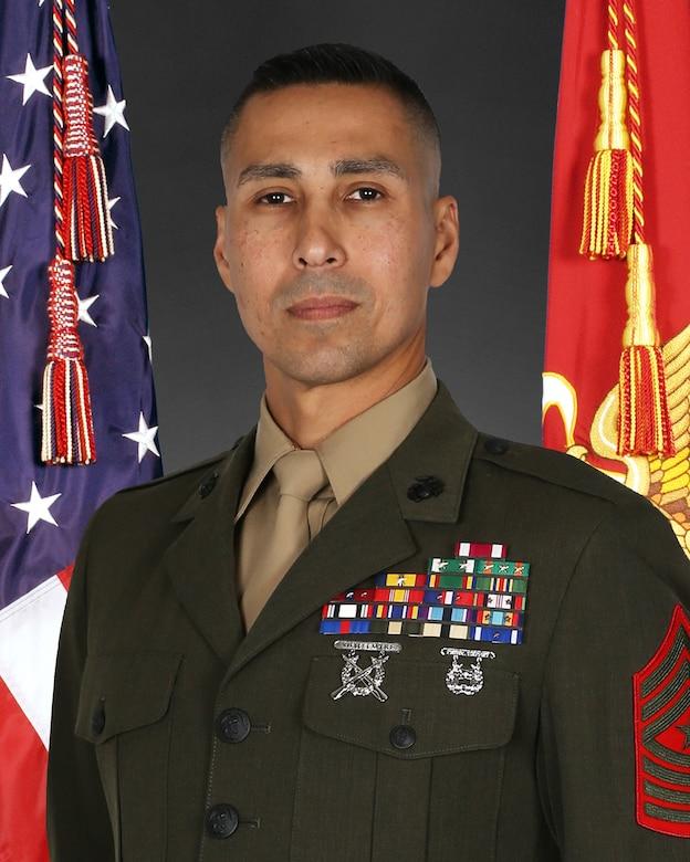 Sergeant Major Richard A. Canal