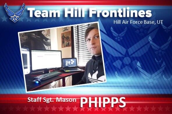 Team Hill Frontlines: Staff Sgt. Mason Phipps