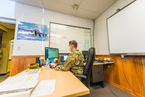 The Unit Command Centers for the 150th Special Operations Wing and the 210th RED HORSE Squadron have been working to coordinate over 200 Airmen in support of the New Mexico Joint Task Force state mission during the COVID-19 pandemic.