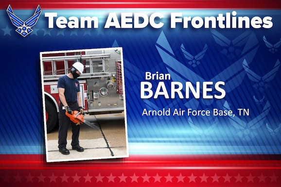 Brian Barnes (U.S. Air Force graphic)