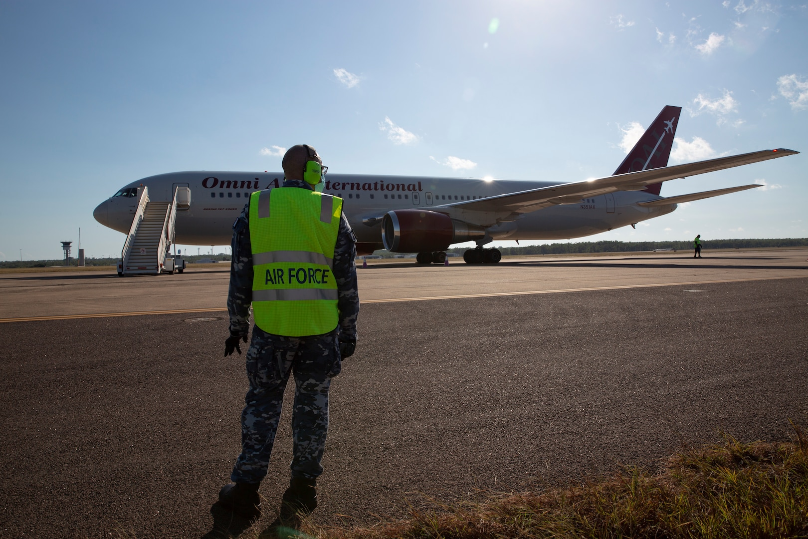Arrival of U.S. Marine Rotational Force – Darwin