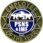2019 PSNS & IMF Employee of the Year Coin