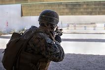 a combat marksmanship range