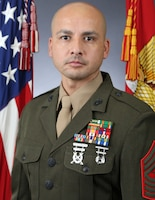 SgtMaj Rodriguez, SOI East Command for MCT Bn