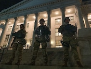 Utah Guard Activated by Order of the Governor