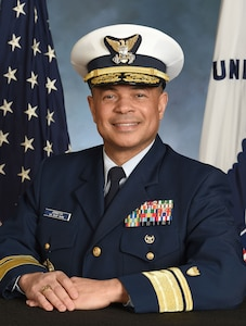 Photo of Rear Admiral Michael J. Johnston