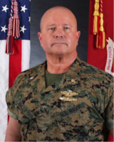 CDR Jerry J. Bailey Commanding Officer  Field Medical Training Battalion West