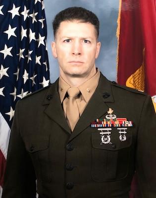 Commanding Officer, Company F, 2D Battalion 25th Marine Regiment