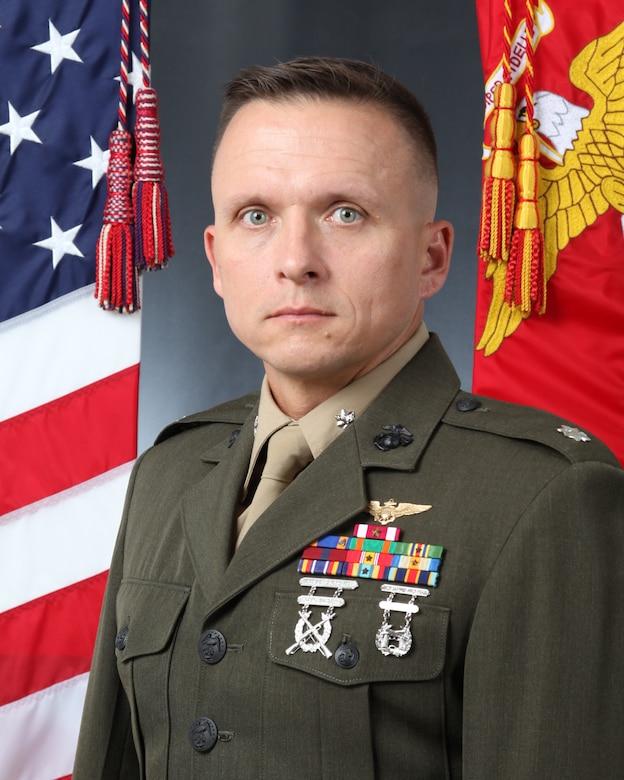 Lieutenant Colonel Timothy G. Hudson