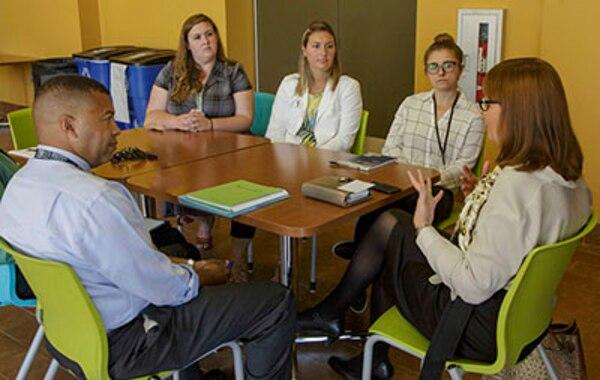 Mentoring relationships among NUWC Division Newport employees remain strong during coronavirus pandemic