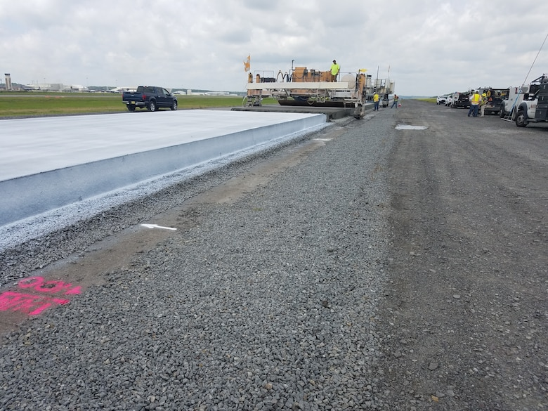 The Air Force Civil Engineer Center will serve as the design and construction agent for the 12,000-foot-long runway at Little Rock Air Force Base, Arkansas.