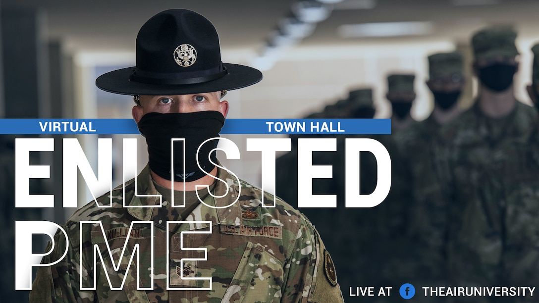 Virtual Town Hall: Enlisted PME