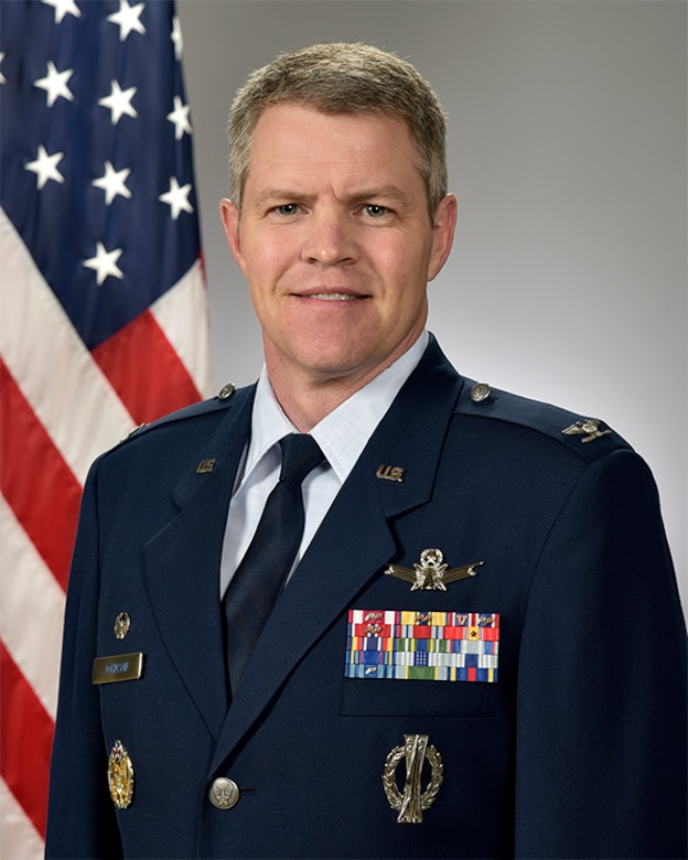 Col. Sam Johnson, 21st Space Wing Commander