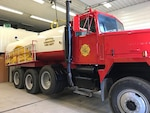 The town of Doland, South Dakota, saved an estimated $65,000 by converting a formerly Fort Jackson-based Army M920 Truck Tractor into a new firefighting tanker to replace one that was aging out of service. The truck, which only had 144 miles on it, was issued through DLA Disposition Services and South Dakota's surplus property agency.