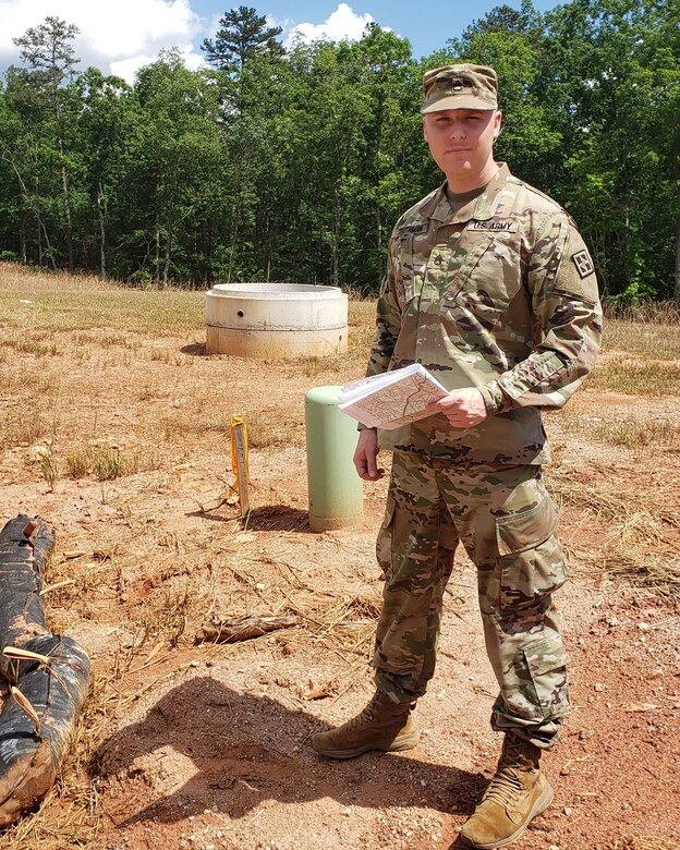 Army Reserve NCO wins distinguished engineer award