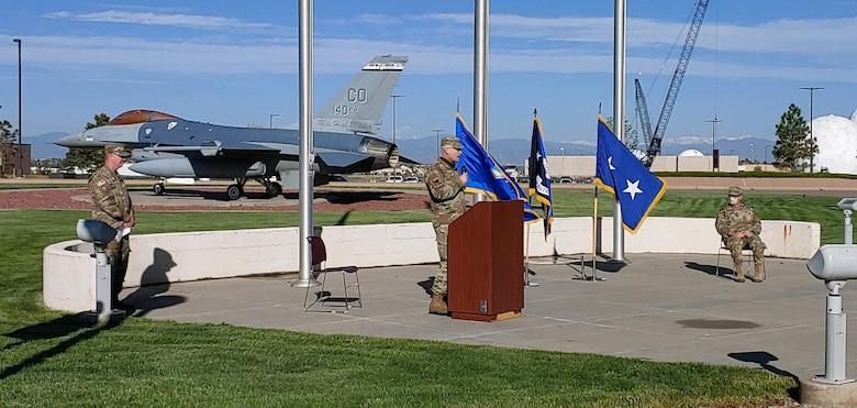 Brig Gen White gets promoted to Maj Gen