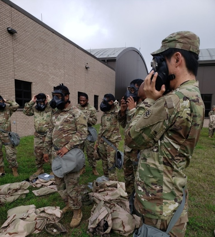 79th QM Company maintained readiness during two-year mobilization