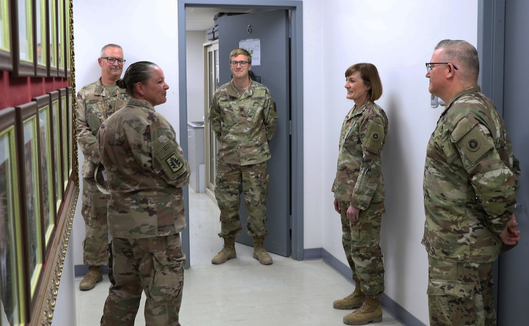 Deputy Commanding General Tours Hospital