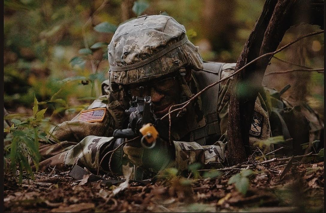New Army lieutenant fulfills childhood desire to serve