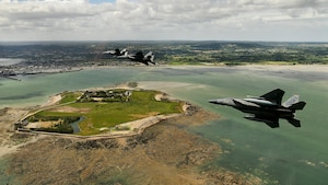 D-Day 76: Normandy Beaches Flyover, June 6, 2020