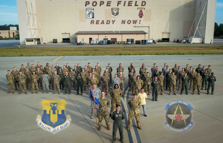The final AE squadron departs Pope Army Airfield to transition to Travis Air Force Base. The move provides more training opportunities on the KC-10 Extender, C-5 Super Galaxy and C-17 Globemaster III based at Travis, as well as KC-135s based out of Fairchild.