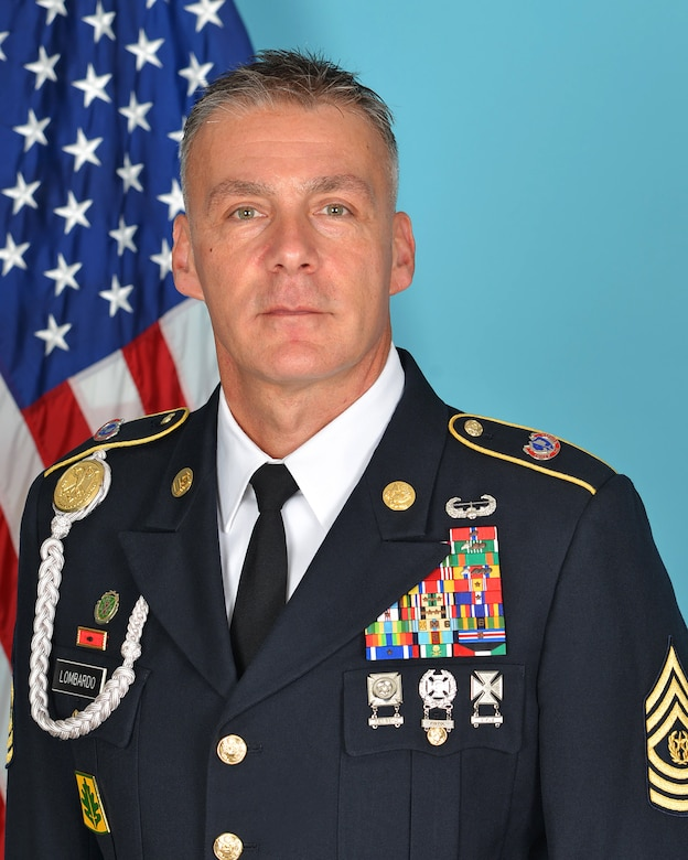 Command Sergeant Major Andrew Lombardo > U.S. Army Reserve ...