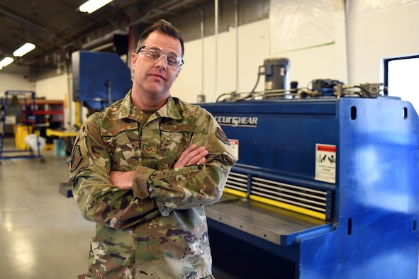 Senior Airman Matthew Hicks, 419th Maintenance Squadron