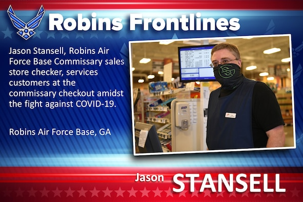 Robins Frontlines: Jason Stansell