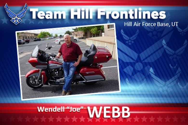 "Team Hill Frontlines: Wendell ""Joe"" Webb"