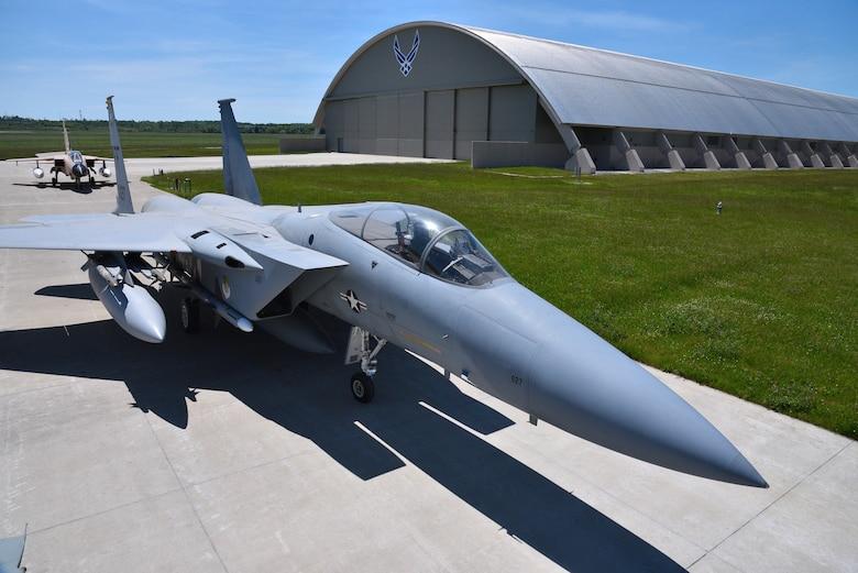 McDonnell Douglas F-15A Eagle aircraft