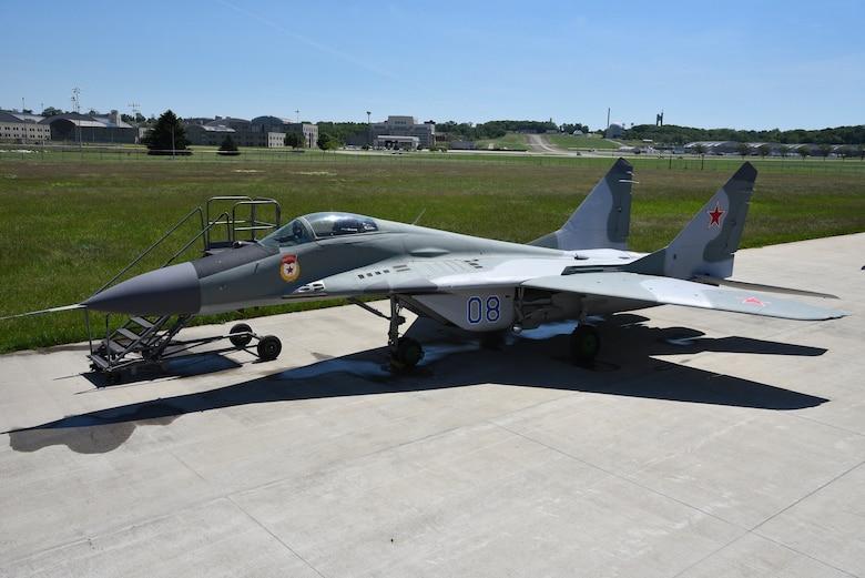 Mikoyan-Gurevich MiG-29A aircraft