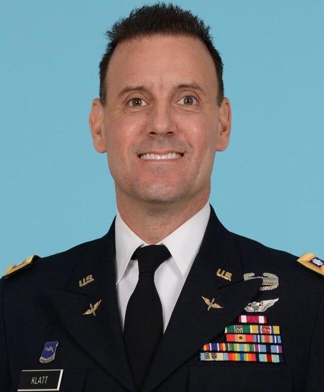 Lt. Col. Bryan P. Klatt
