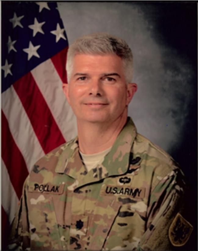 Lt. Col. Patrick L. Pollak